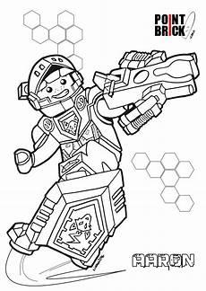 Lego Nexo Knights Ausmalbilder Aaron Disegni Da Colorare Lego Nexo Knights E Friends Disegni