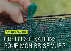 Fixation Brise Vue Sur Grillage Fixcane Pour La Fixation De Canisse Nortene