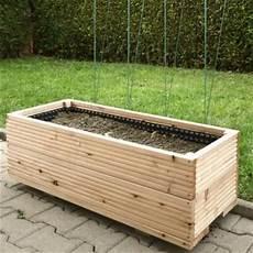 Pflanzgef 228 Sse Selber Bauen Garten Garten Hochbeet Und