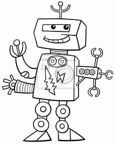 Ausmalbilder Coole Roboter Malvorlage Roboter Gratis Zeichnen Und F 228 Rben