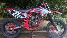 Modifikasi Honda Crf 150 by Honda New Megapro Modif Trail Crf 150 Lokal Rangka Trail