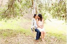 lo swing perfetto our in october engagement swing in a park
