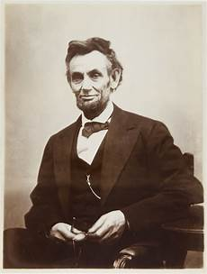 abraham lincoln in september 1906 henry hughes of the