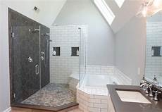 Bathroom Ideas No Tub by The Master Bathroom Tub Or No Tub Dover Home Remodelers