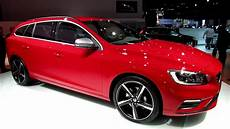volvo r design 2014 volvo v60 r design exterior and interior walkaround