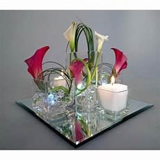 miroir de table carr 233 30 cm sabannes r 233 ception