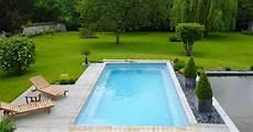 Strandkorb Im Garten Integrieren - pool im garten integrieren