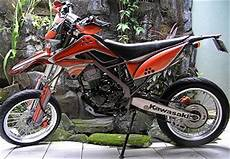 D Tracker Modif Supermoto by D Tracker 150cc Modif Se Supermoto Jual Motor
