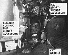 security system 2011 honda civic parental controls how to shut off alarm after opening door with key on honda