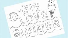 9 cool summer coloring pages pdf png free premium