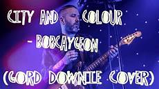 city and colour bobcaygeon downie cover