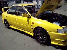 1994 Subaru Impreza WRX 20L Turbo JDM RHD  YouTube