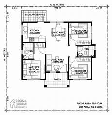 three bedroomed bungalow house plans 3 bedroom bungalow house plan cool house concepts