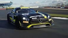 Mercedes Amg Gt3 - strakka racing silverstone test 2018 mercedes amg gt3