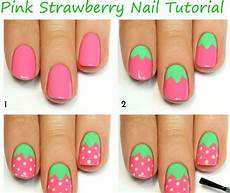 dotting tool easy nail art designs at home for beginners
