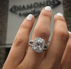 cushion cut engagement rings of 2016 raymond