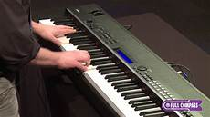 yamaha cp4 stage piano overview compass