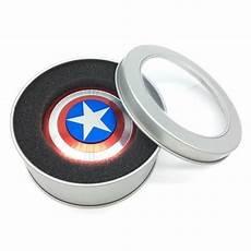 competition grade fidget spinner metal marvels captain