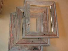 quot rustic quot wood picture frame reclaimed barnwood new