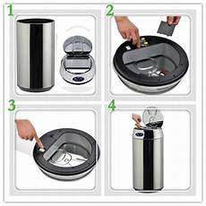 Recycle Kitchen Electronics by 12l Coke Shape Automatic Motion Sensor Stainless Steel