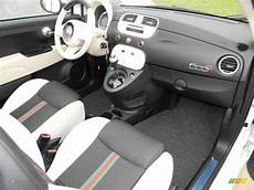 2012 fiat 500 c cabrio gucci 500 by gucci nero black