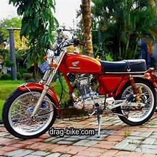 Variasi Motor Cb by 50 Foto Gambar Modifikasi Honda Cb 100 Klasik Style
