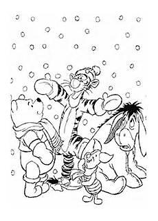 winter malvorlagen