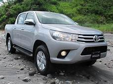 Toyota Hilux 2018 Philippines Price Specs & Reviews