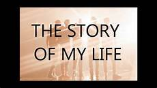 one direction story of my con letra