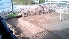 dalle beton pour garage sol pr 233 par 233 avant coffrage pour dalle de garage 22x32