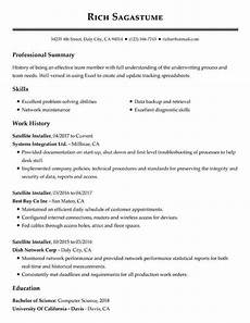 learn to write the 2020 resume summary statement