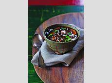 wild mushroom soup_image