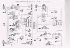 schema electrique voiture renault sch 233 ma 233 lectrique g 233 n 233 ral forum 4l