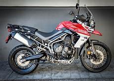 2019 tiger 800 xca bentley motorrad