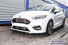 Autospecialists Front Splitter For Mk8 St Line