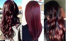 rote haarfarben palette find the cherry cola hair color for you