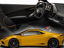 New Lotus Sport Cars Elan Concept And Pictures  Car