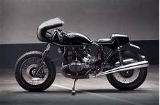 Bmw R100 7 Cafe Racer By Dumbador Bikebound