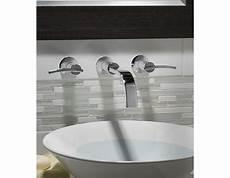 robinet mural pour lavabo et vasque boulevard american