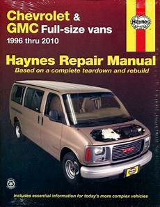 free car manuals to download 2006 gmc savana 1500 electronic toll collection shop manual service repair haynes book chevrolet express gmc savana van workshop ebay