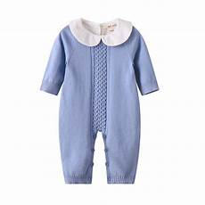 com auro mesa newborn baby knit overalls romper toddler little outfits