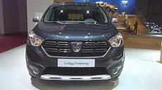 Dacia Lodgy Stepway Blue Dci 115 7 Seats 6mt 2019