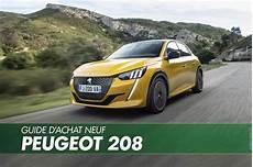 Guide D Achat Toutes Les Peugeot 208 224 L Essai Laquelle