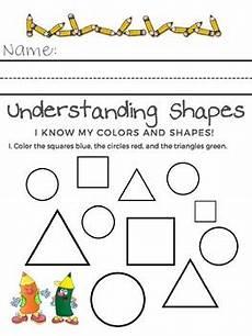 shapes worksheets kindergarten 1152 understanding shapes worksheet preschool prek kindergarten by miss mcmenamy