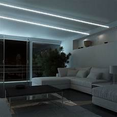 Led Licht Leiste Spann Band 40 Watt Ess Zimmer Decken