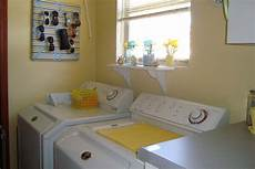 laundry room decor yellow laundry room decor my yellow paint color after lique