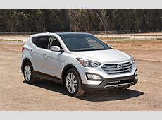 ESTEBAN ON CARS: Hyundai Santa Fe y Santa Fe Sport 2013
