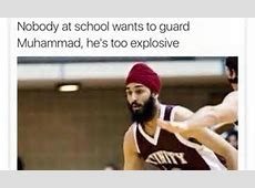 Sikh NCAA basketball player Darsh Singh fights racist meme