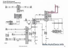 volvo cars wiring diagrams 2004 2011 repair manual order download