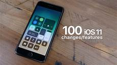 Iphone A 100 What S New In Ios 11 On With 100 Features And